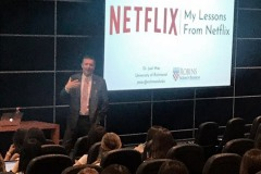 Universidad Panamericana- Keynote to Marketing Students (Mexico)